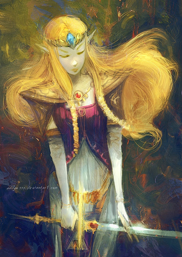 Zelda par Aditya Ikranegara