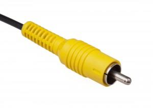 Le câble RCA jaune ne peut transporter que du composite.