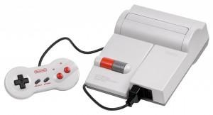 Pour les petits jeunes qui ne sauraint pas ce que c'est que la NES 2/AV FAMICOM