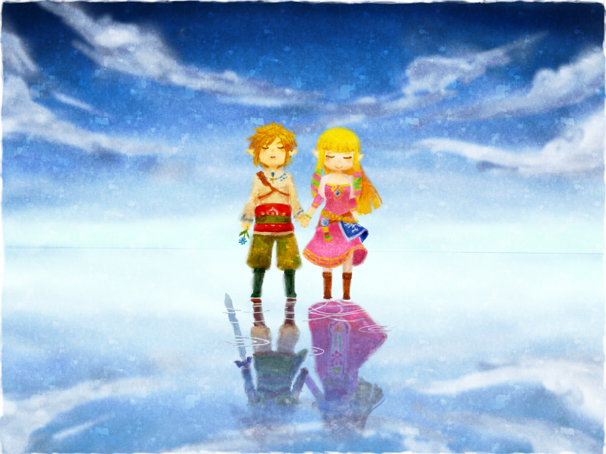Skyward Sword parもちもち (Pixiv)