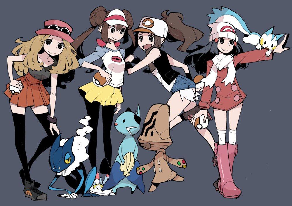Pokémon par Dowmansayman