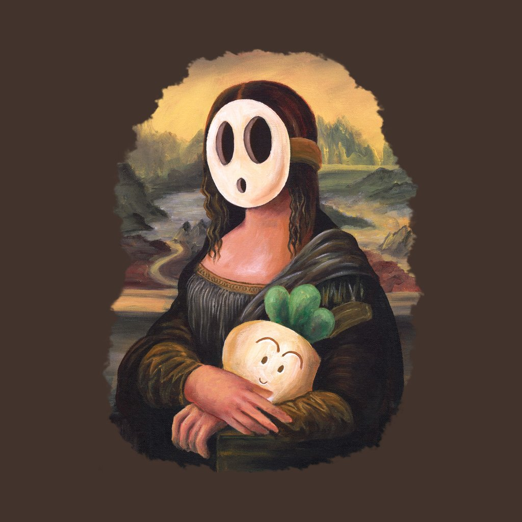 Mona ShyGuy by Katie Clark