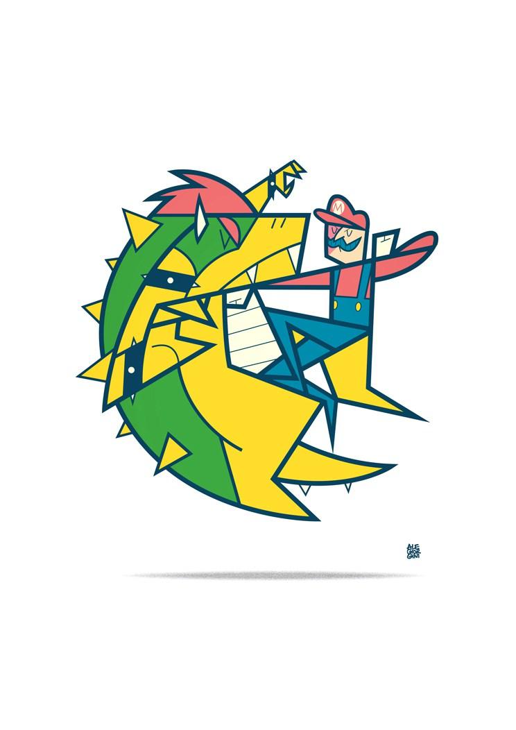 Ale Giorgini - Plumber vs Lizard